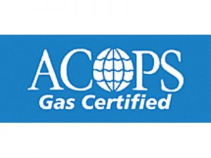 Acops Gas Certified