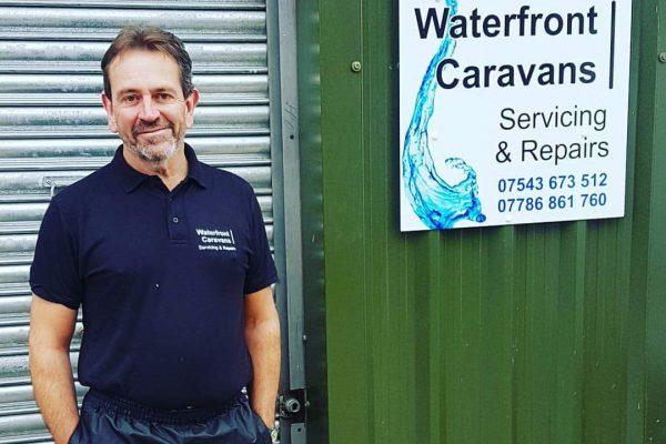 Caravan Servicing & Repairs