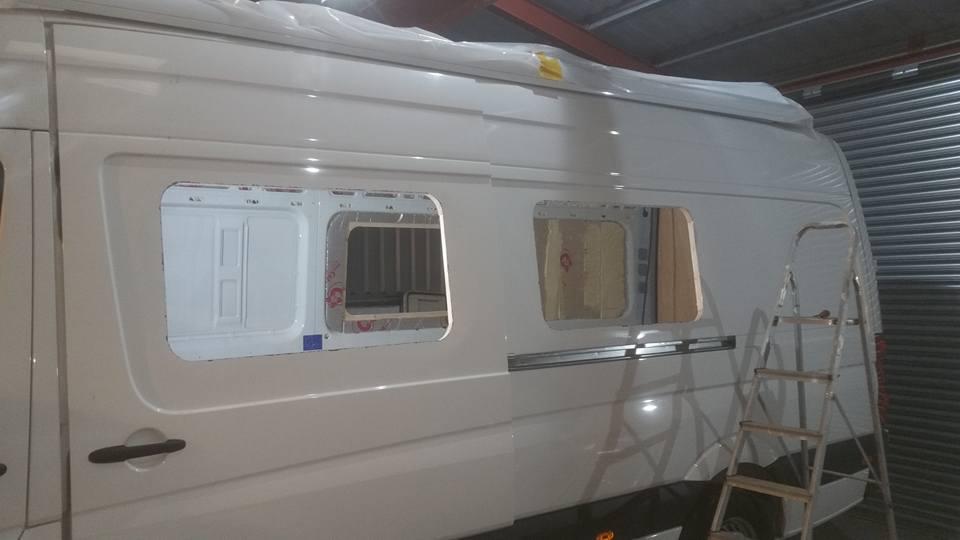 Caravan Repairs in Huddersfield